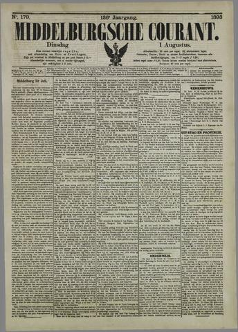 Middelburgsche Courant 1893-08-01