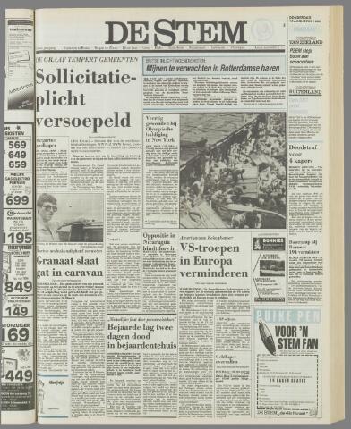 de Stem 1984-08-16