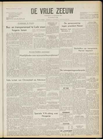 de Vrije Zeeuw 1957-08-14