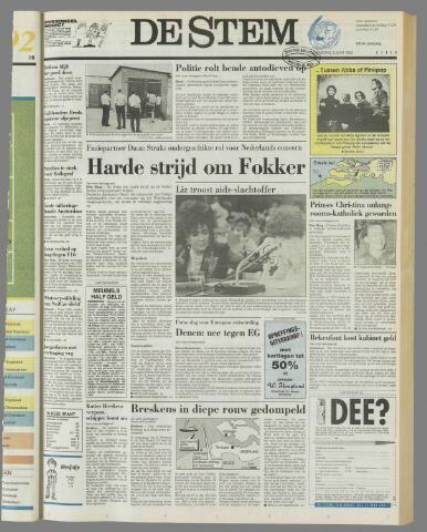 de Stem 1992-06-03