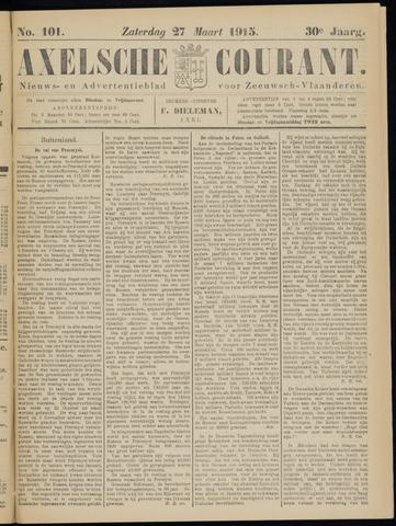 Axelsche Courant 1915-03-27