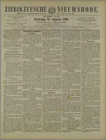 Zierikzeesche Nieuwsbode 1906-08-16