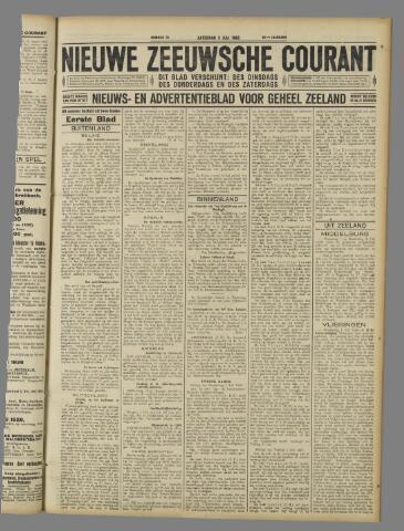 Nieuwe Zeeuwsche Courant 1926-07-03