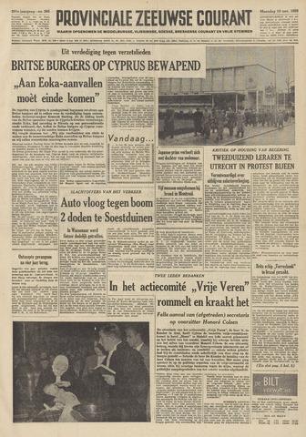 Provinciale Zeeuwse Courant 1958-11-10