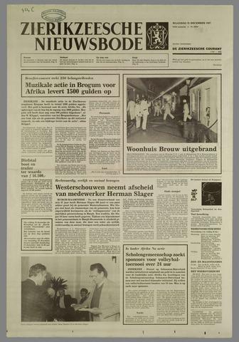 Zierikzeesche Nieuwsbode 1987-12-21