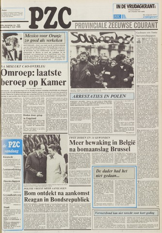 Provinciale Zeeuwse Courant 1985-05-02