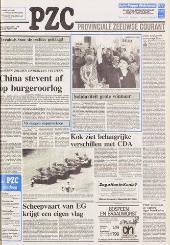 Provinciale Zeeuwse Courant 1989-06-06