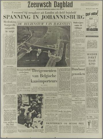 Zeeuwsch Dagblad 1961-03-21