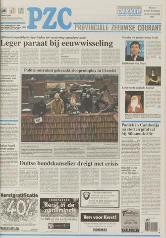 Provinciale Zeeuwse Courant 1998-12-23