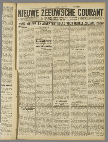 Nieuwe Zeeuwsche Courant 1929-05-21