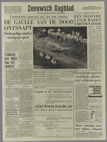 Zeeuwsch Dagblad 1961-09-11