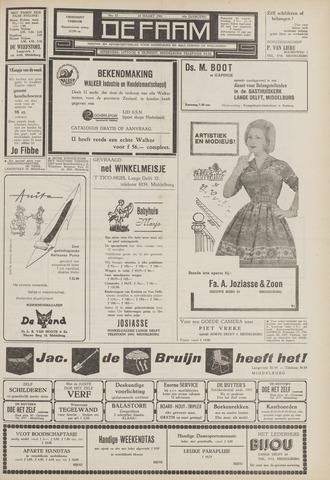 de Faam en de Faam/de Vlissinger 1961-03-24