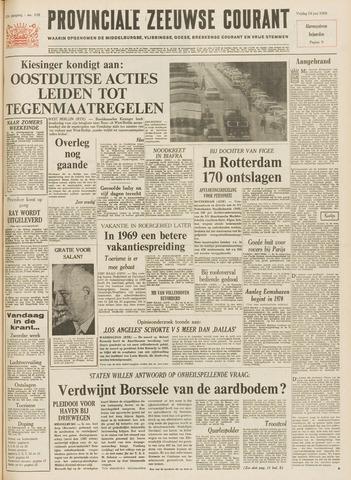 Provinciale Zeeuwse Courant 1968-06-14
