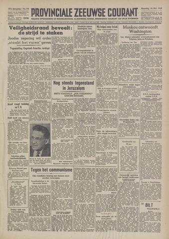 Provinciale Zeeuwse Courant 1948-05-24