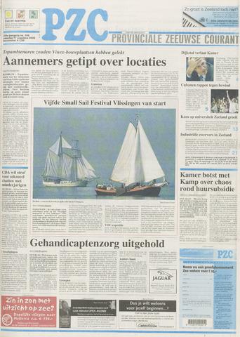 Provinciale Zeeuwse Courant 2002-08-17
