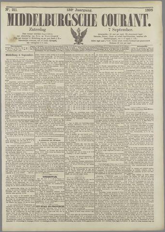Middelburgsche Courant 1895-09-07