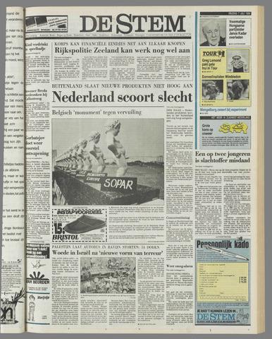 de Stem 1989-07-07