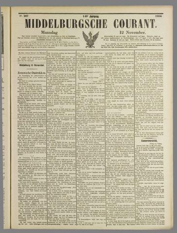 Middelburgsche Courant 1906-11-12