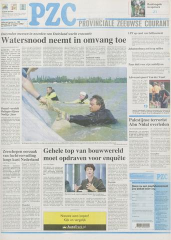 Provinciale Zeeuwse Courant 2002-08-20