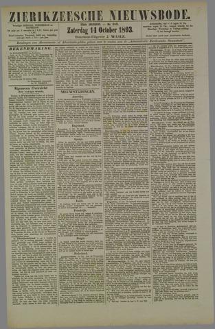 Zierikzeesche Nieuwsbode 1893-10-14