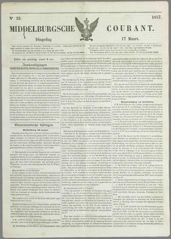 Middelburgsche Courant 1857-03-17
