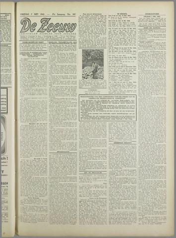 De Zeeuw. Christelijk-historisch nieuwsblad voor Zeeland 1943-05-07