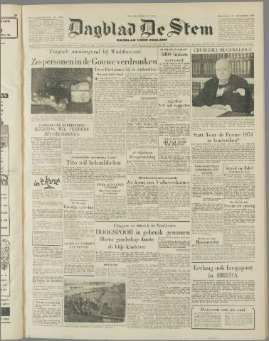 de Stem 1953-11-30