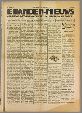 Eilanden-nieuws. Christelijk streekblad op gereformeerde grondslag 1935-01-26