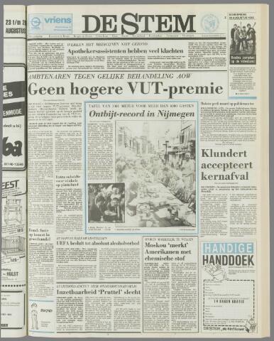 de Stem 1985-08-22