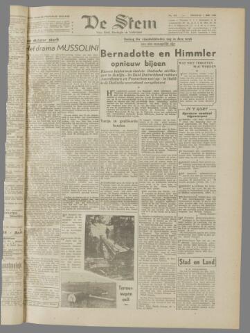 de Stem 1945-05-01