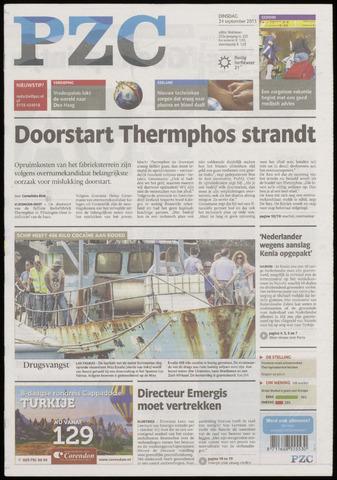 Provinciale Zeeuwse Courant 2013-09-24
