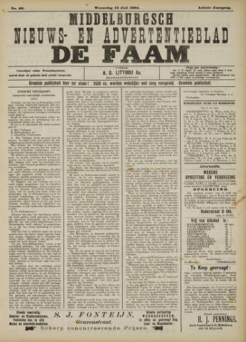 de Faam en de Faam/de Vlissinger 1904-07-13
