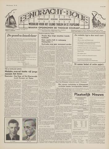Eendrachtbode (1945-heden)/Mededeelingenblad voor het eiland Tholen (1944/45) 1969-05-22