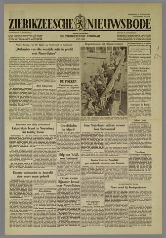 Zierikzeesche Nieuwsbode 1962-01-18