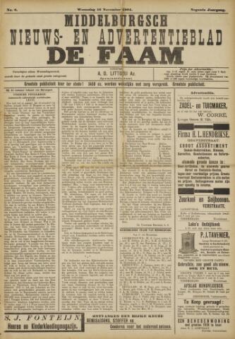 de Faam en de Faam/de Vlissinger 1904-11-16