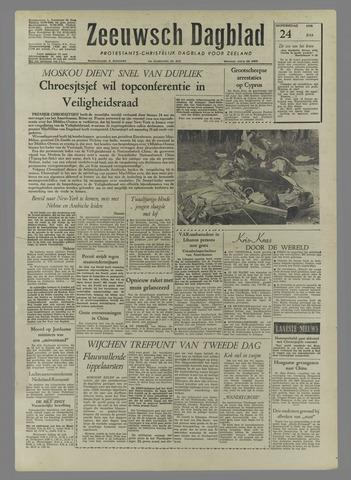 Zeeuwsch Dagblad 1958-07-24