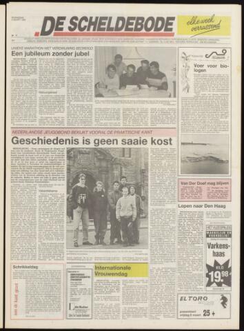 Scheldebode 1992-03-04