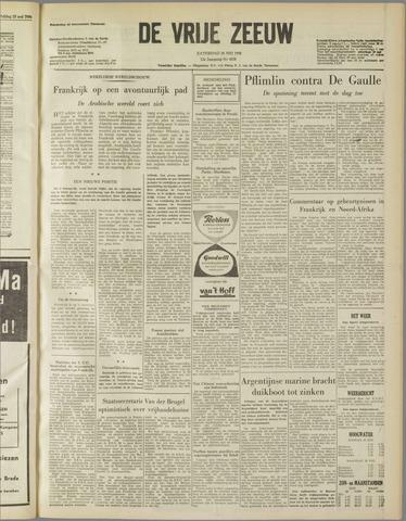 de Vrije Zeeuw 1958-05-24