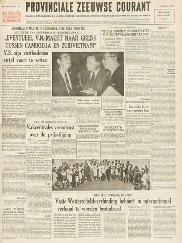 Provinciale Zeeuwse Courant 1964-05-22