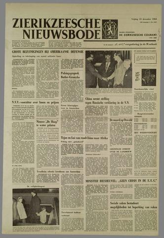 Zierikzeesche Nieuwsbode 1963-12-13