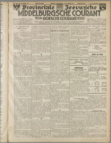 Middelburgsche Courant 1933-10-10