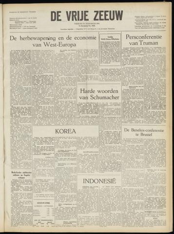de Vrije Zeeuw 1951-08-31