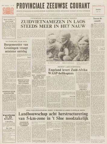 Provinciale Zeeuwse Courant 1971-02-23