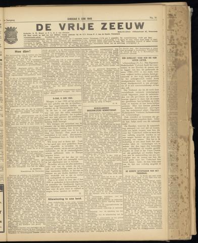 de Vrije Zeeuw 1945-06-05