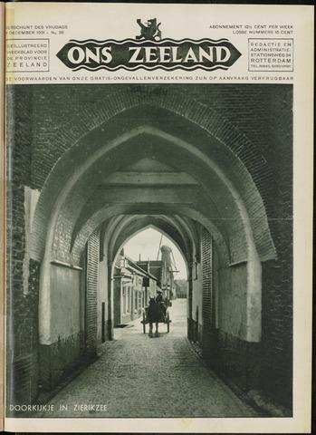 Ons Zeeland / Zeeuwsche editie 1931-12-11