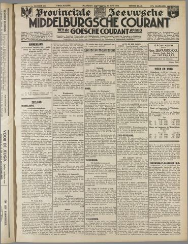 Middelburgsche Courant 1934-06-11