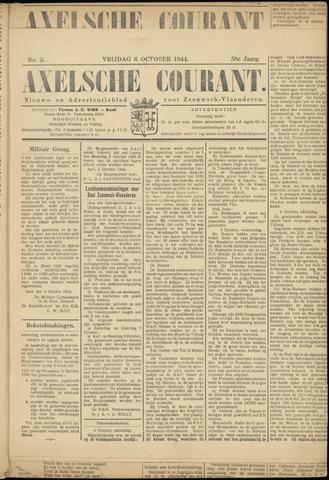 Axelsche Courant 1944-10-06