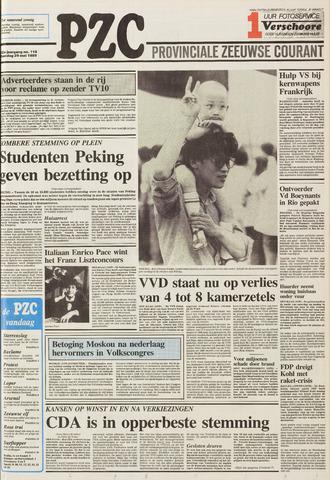 Provinciale Zeeuwse Courant 1989-05-29