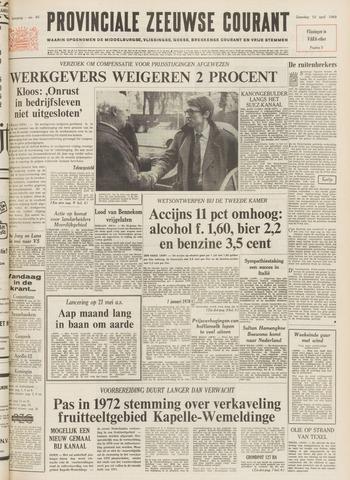 Provinciale Zeeuwse Courant 1969-04-12