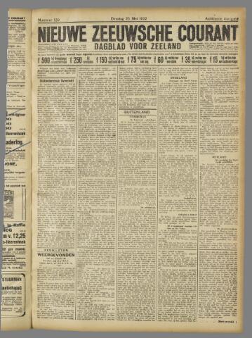 Nieuwe Zeeuwsche Courant 1922-05-23